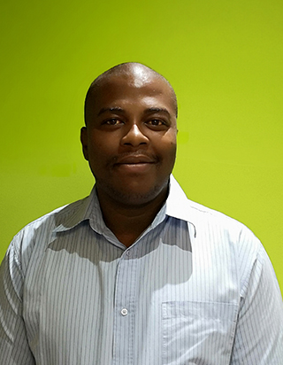 Cedrick Mkhalipi
